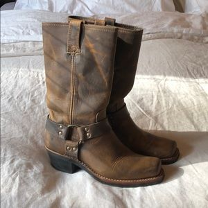 Frye Harness Mid Boot